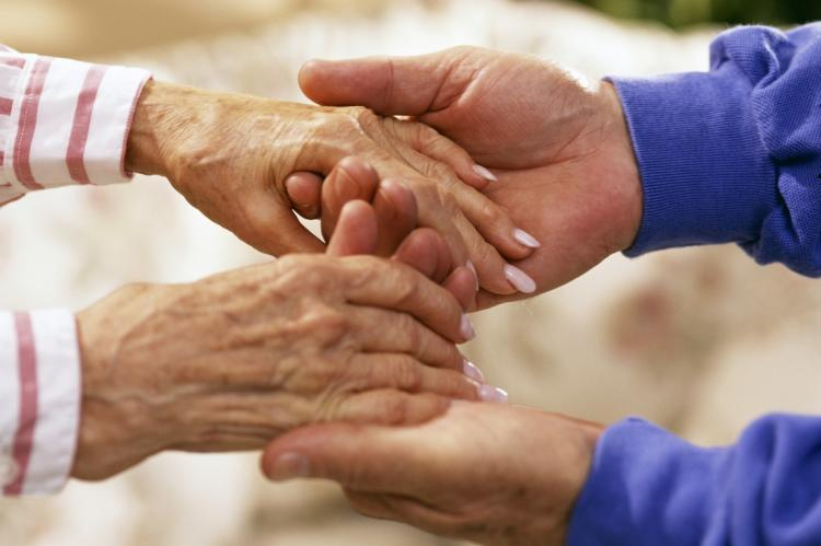 Elderly caregiver tips