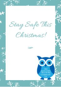 Accidents prevention Christmas First Aid Blog